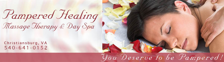 Pampered healing massage skin care and day spa serving for A new you salon galax va